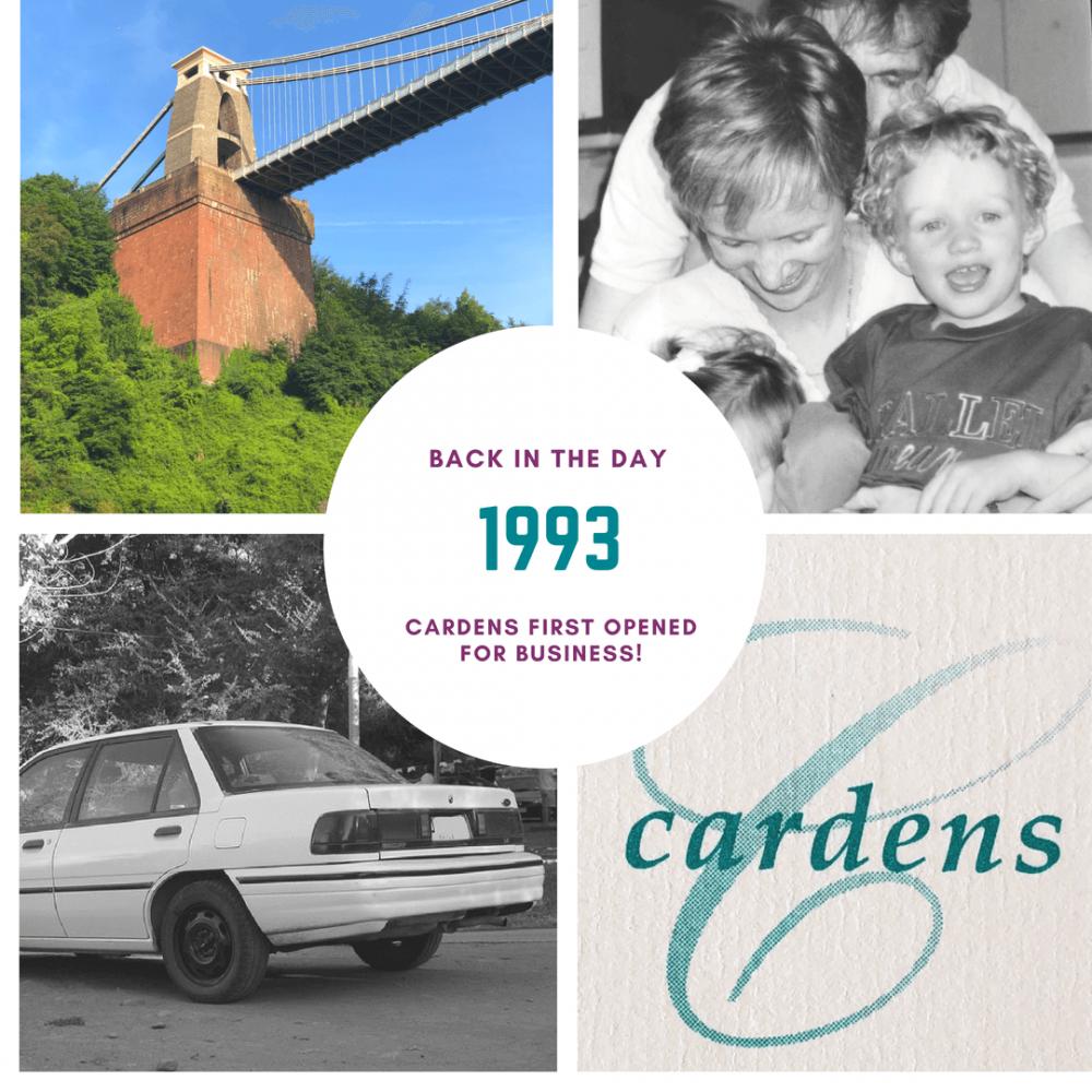 1993 Cardens Begins