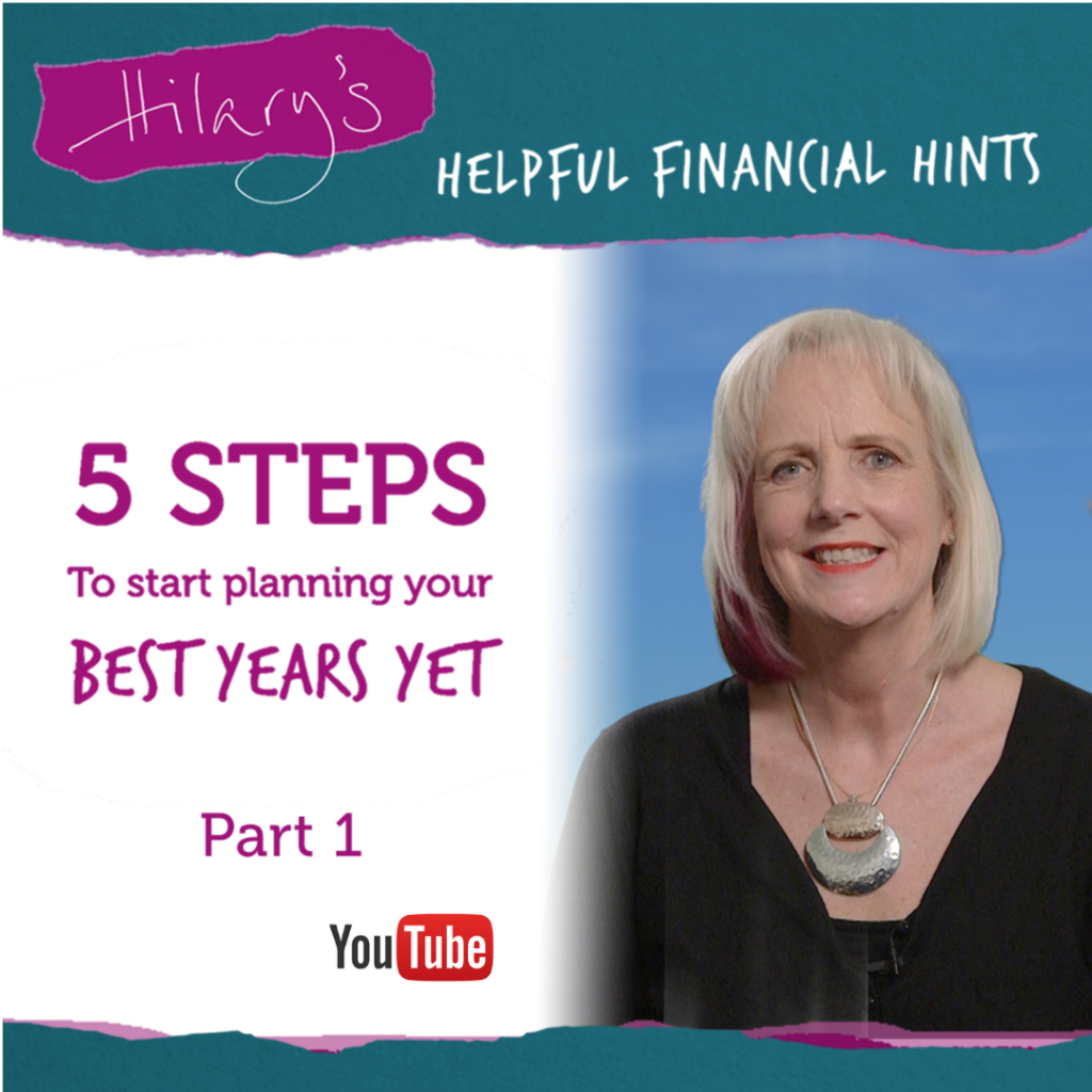 5 steps to start planning your best year yet - part 1