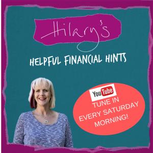 Hilary's helpful hints on youtube