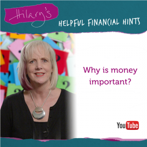 why is money important