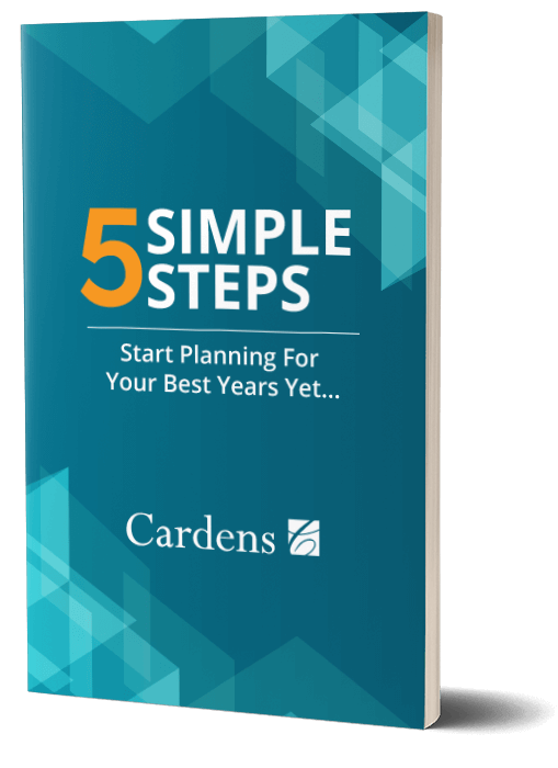 5 Steps financial planning