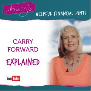 carry forward explained