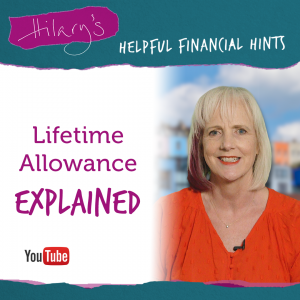 lifetime allowance explained