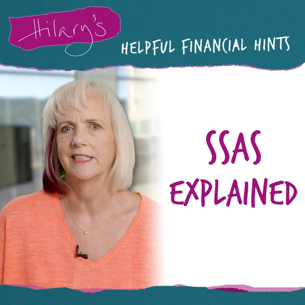 SSAS EXplained