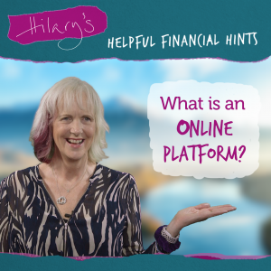 what is an online platform
