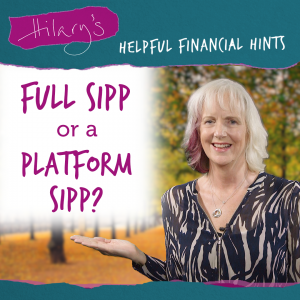 full sipp or a platform sipp