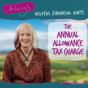 Annual Allowance Tax Charge Explained